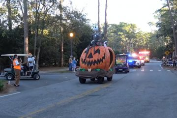 Fort Wilderness Golf Cart Parade 2018